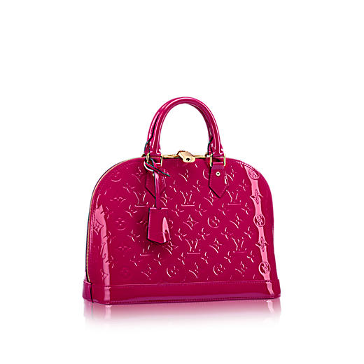 louis-vuitton-alma-pm-cuir-monogram-vernis-sacs-à-main--M91770_PM2_Front view
